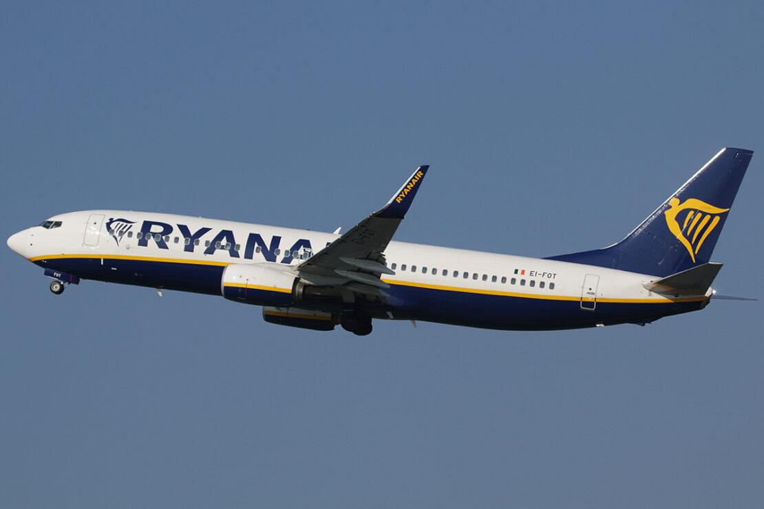 Ryanair plant ab 1. Juli fast 1.000 Flüge täglich