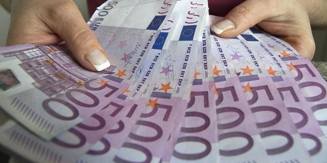500 Euro Helikoptergeld