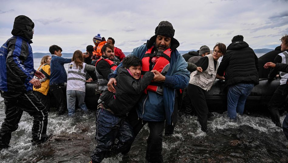 Flüchtlingszustrom lässt nach