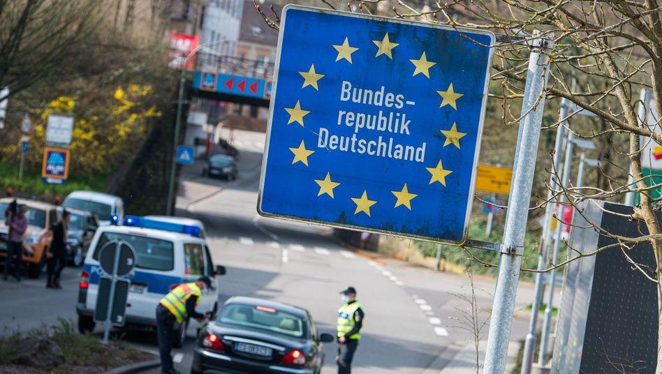 Deutsch-österreichische Grenze ab 15. Juni offen