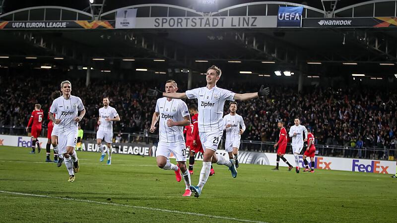 Bundesliga-Verfahren: Der LASK steht unter schwerem Verdacht