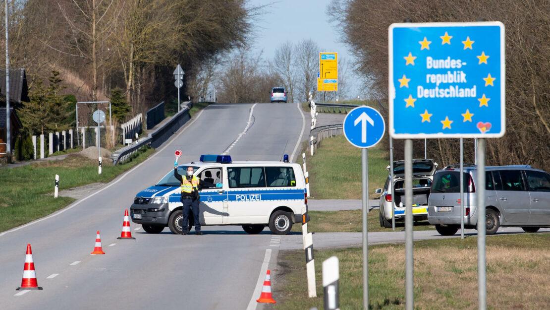 Grenzübergänge zu Tschechien, Slowakei und Ungarn werden geöffnet