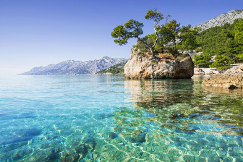 Kroatische Grenze für Urlauber praktisch offen