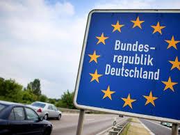 Was ist neu an Deutschlands Grenzen?
