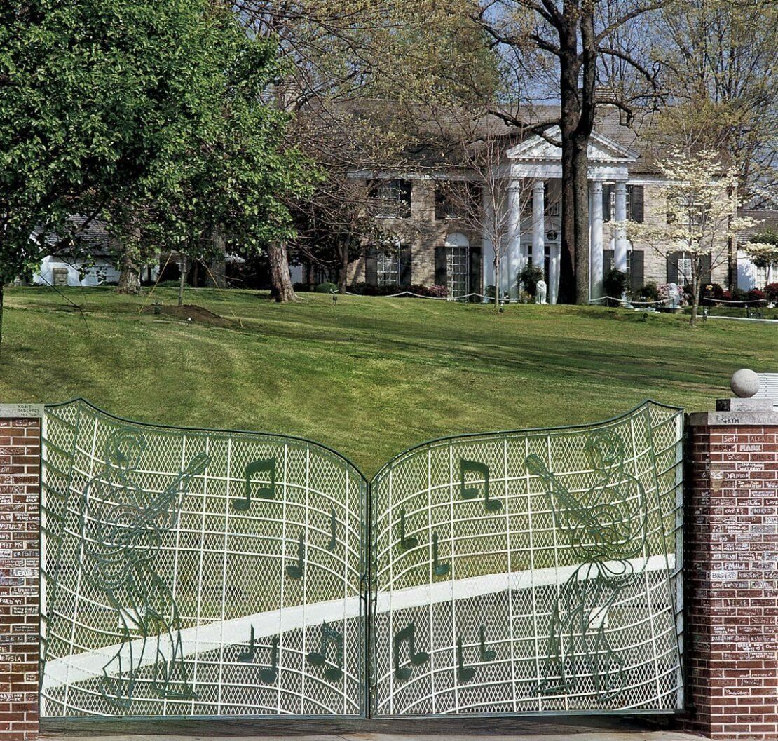 """""""Graceland""""-Villa von Elvis Presley öffnet wieder"""