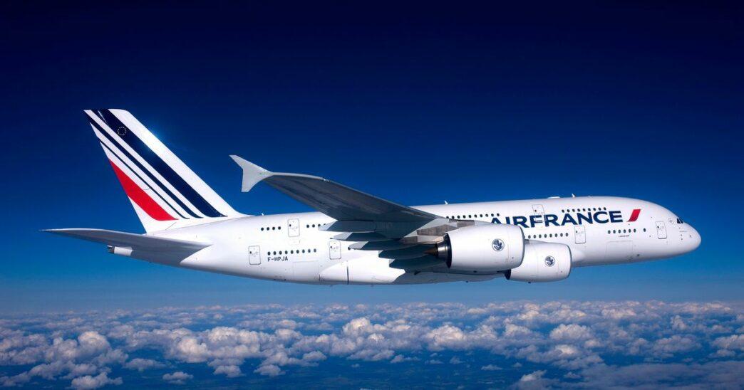 Air France erhöht bis Ende Juni schrittweise Zahl der Flüge
