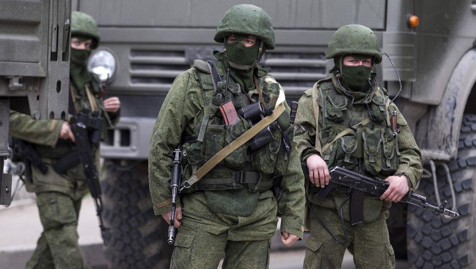 Russland plant keine Militärübungen an NATO-Grenze