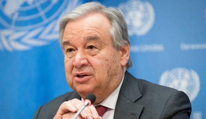 Guterres schlägt UNO-Vollversammlung mit Videobotschaften vor