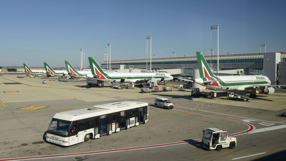 Italien öffnet ab 3. Juni seine Flughäfen