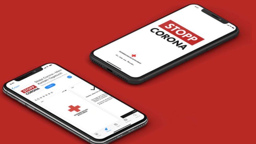 Corona-App - Neue Schnittstelle kommt laut Rotem Kreuz bis Mitte Juni