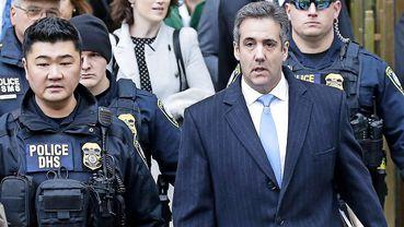 Ex-Trump-Anwalt Cohen wird wegen Corona-Pandemie aus Haft entlassen