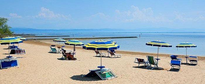 Adria-Strände verlegen Beginn der Badesaison vor