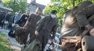 Miliz schützt erstmals Grenze im Burgenland