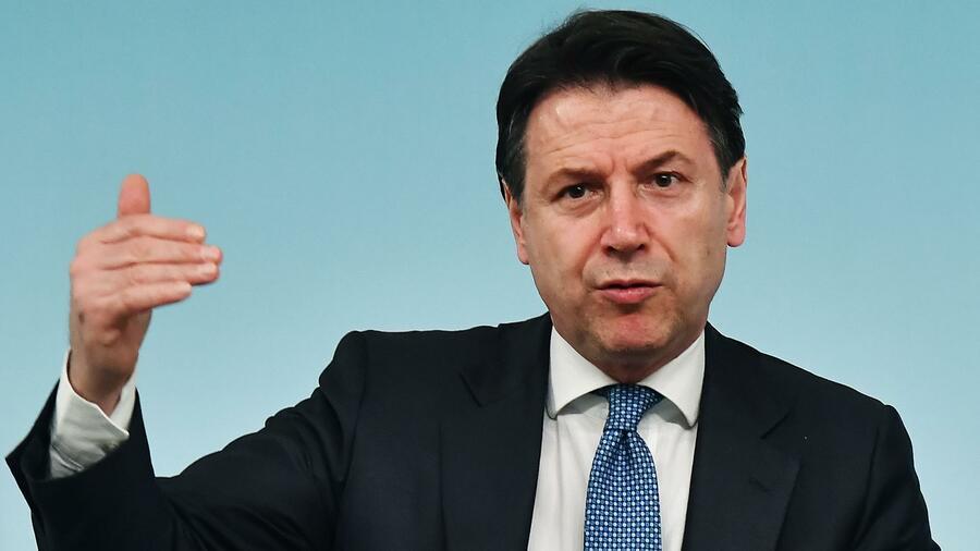 Premier Conte ruft Italiener zum Urlaub daheim auf