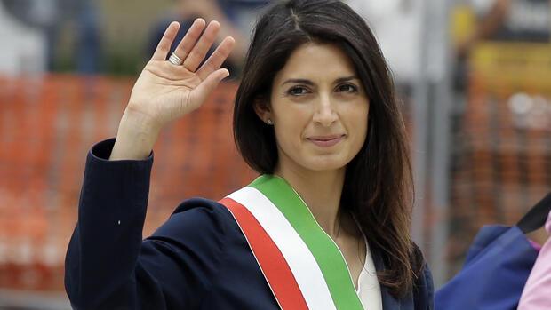 Roms Bürgermeisterin wirbt um Touristen