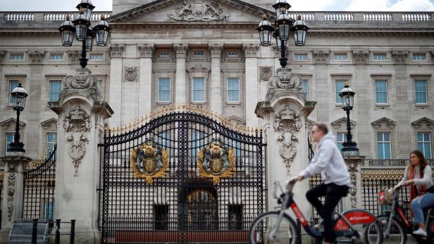 Buckingham-Palast streicht 380 Kurzzeitjobs