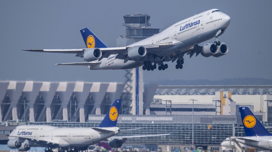 Lufthansa will Flugbetrieb ab Juni wieder ausbauen