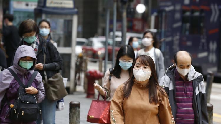 Lage in Hongkong spitzt sich wieder zu