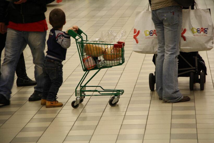 Shops und Lokale in Italien beklagen Umsatzeinbruch