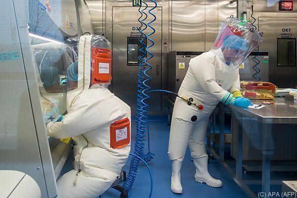 Labor in Wuhan weist Verantwortung für Ausbruch zurück