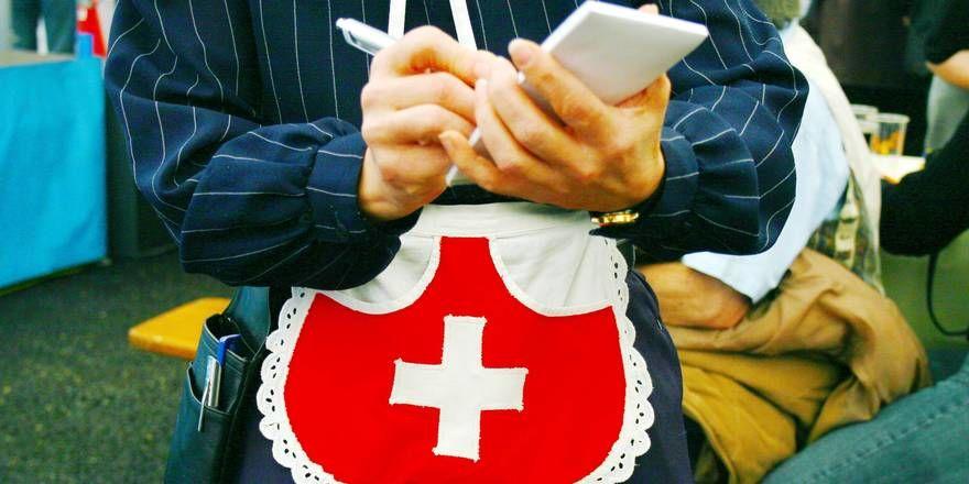 Schweizer Gastronomie bei nur 40 Prozent Umsatz