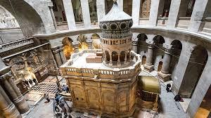 Grabeskirche in Jerusalem wieder geöffnet