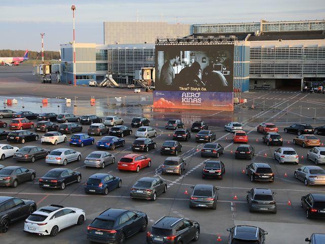 Autokino in Linz startet am Samstag über den Corona-Sommer