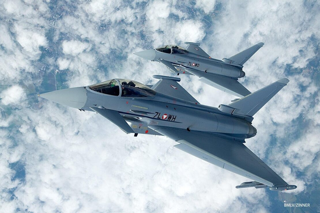 Eurofighter Training