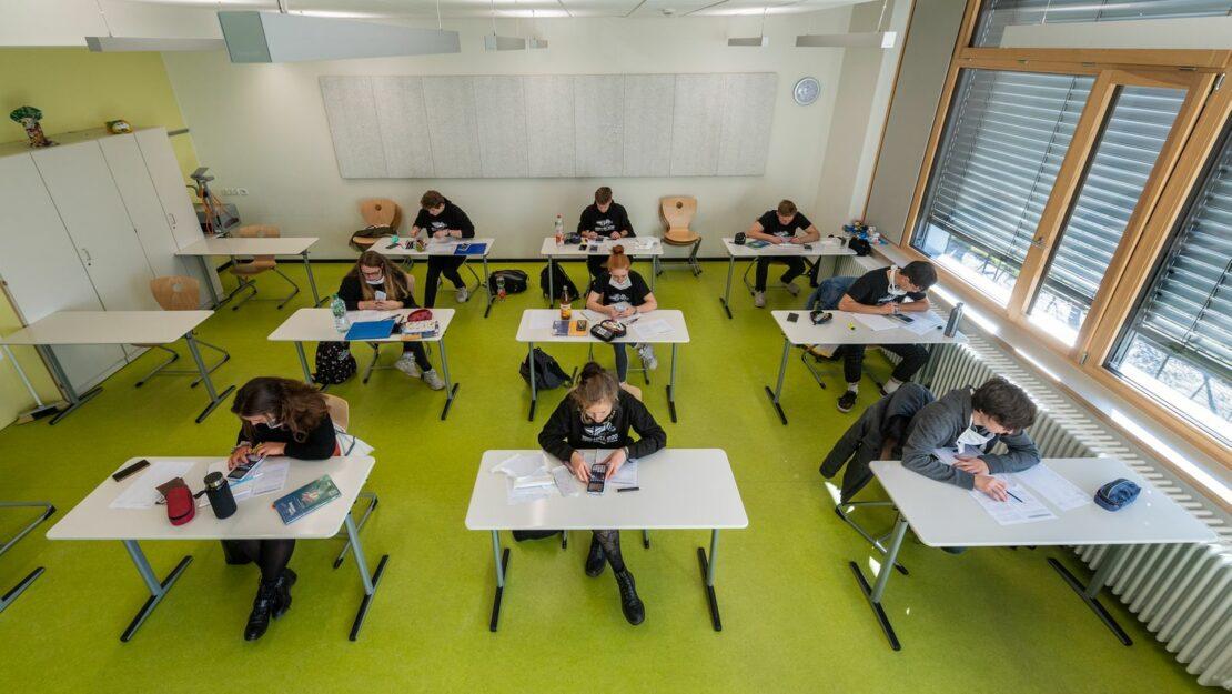 Schulregeln werden unterschiedlich gehandhabt