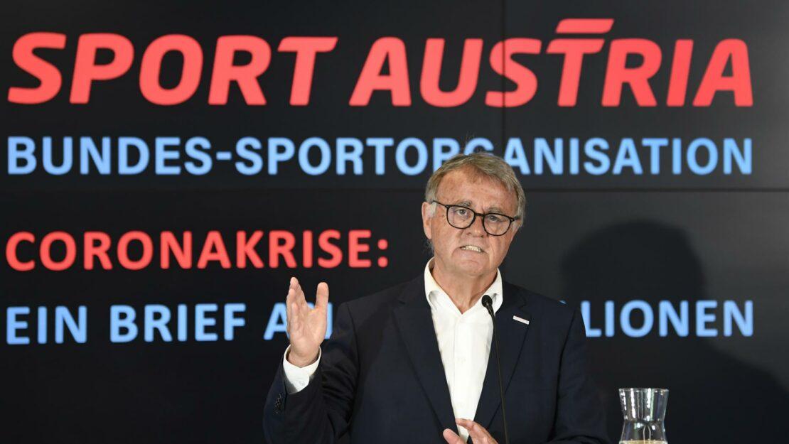 Sport-Austria-Chef Niessl fordert Perspektive auch für Kontaktsport