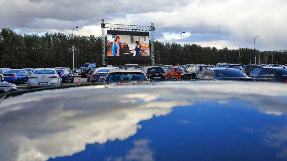 Autokinos: Relikt aus Opas Jugend feiert zweiten Frühling