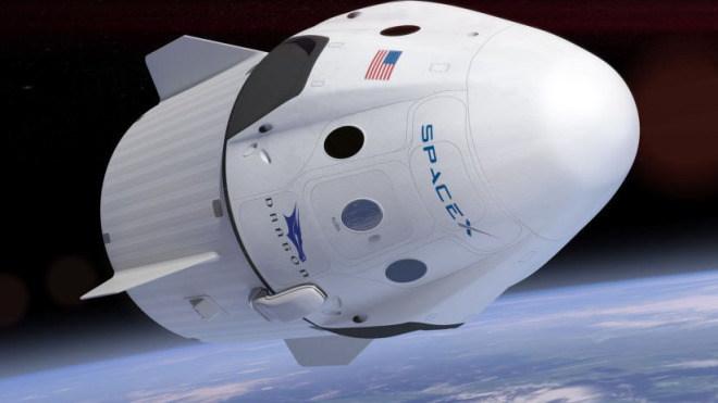 SpaceX will mit bemannter Reise zu ISS Geschichte schreiben
