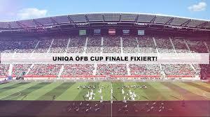 """ÖFB-Cup-Finale als """"große Herausforderung"""""""