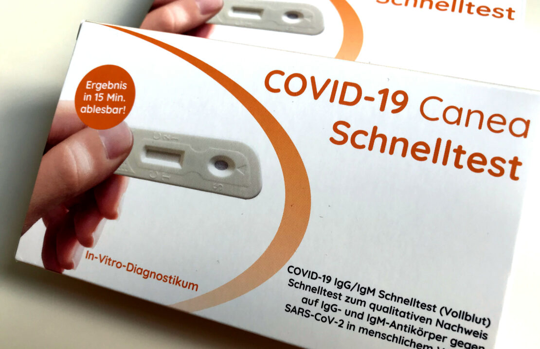 Corona Antikörper Test Apotheke