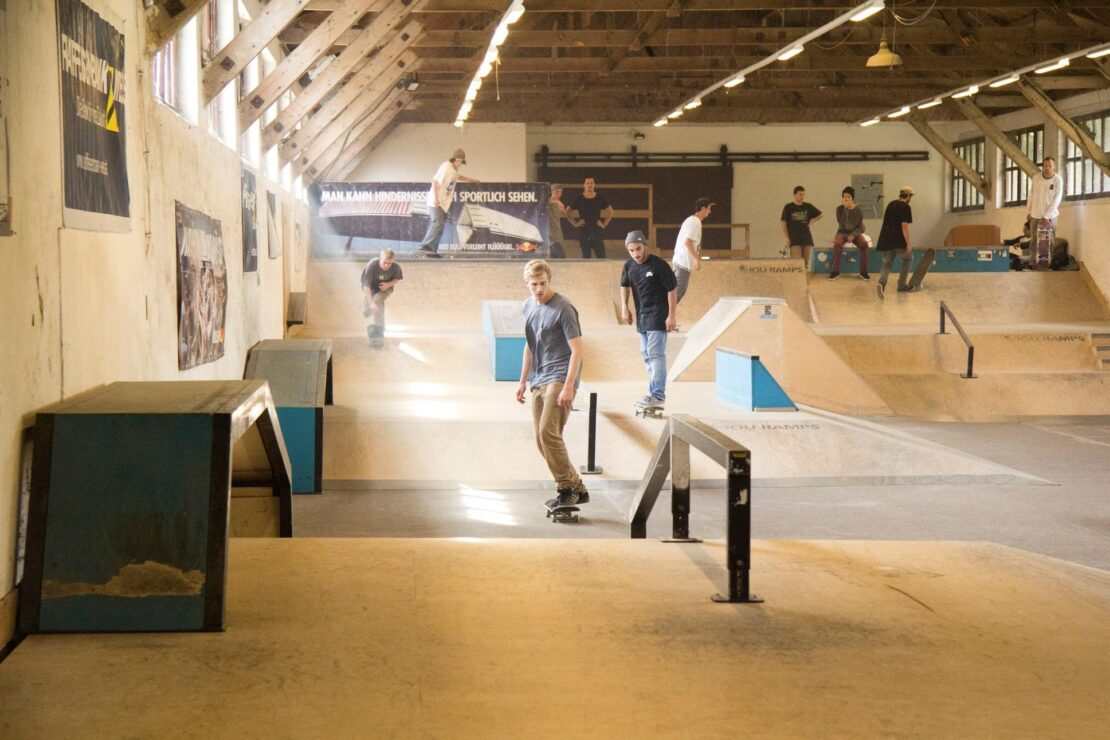 Skatehalle Wels