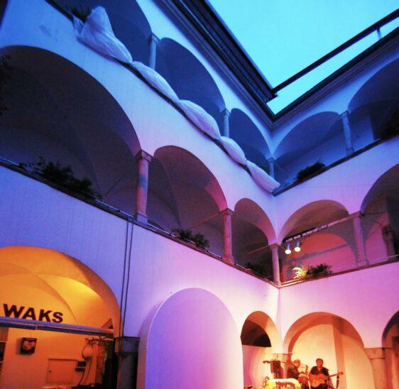 Der 15. Welser Arkadenhof Kultursommer kann stattfinden!