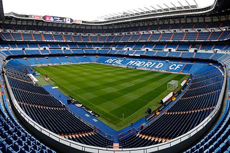 """Real Madrid beendet """"Geistersaison"""" in Ersatzstadion"""