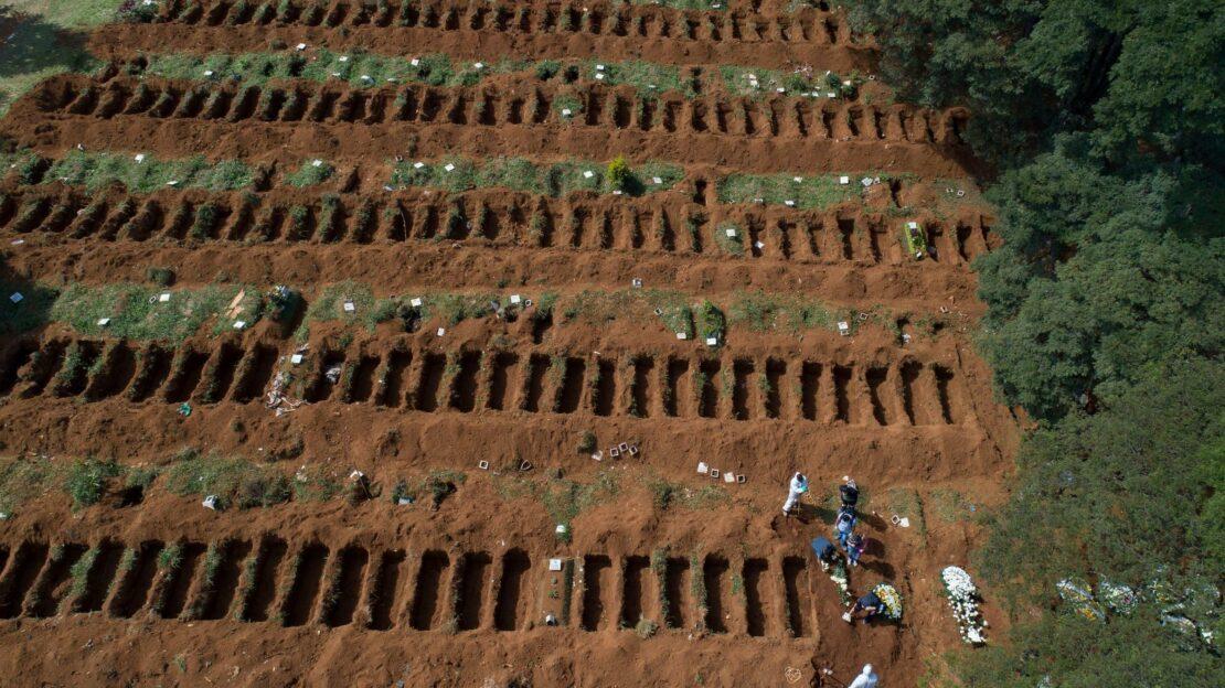Brasilien überholt Italien bei Zahl der Corona-Toten