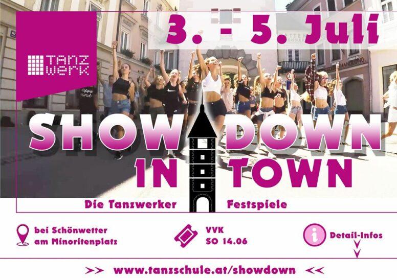 Showdown der Tanzschule Hippmann