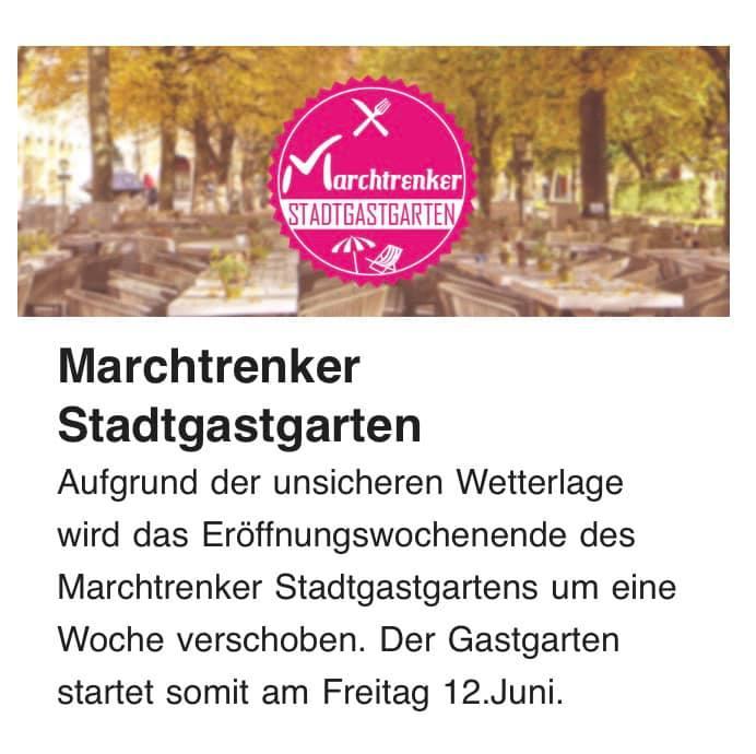Marchtrenker Stadtgastgarten