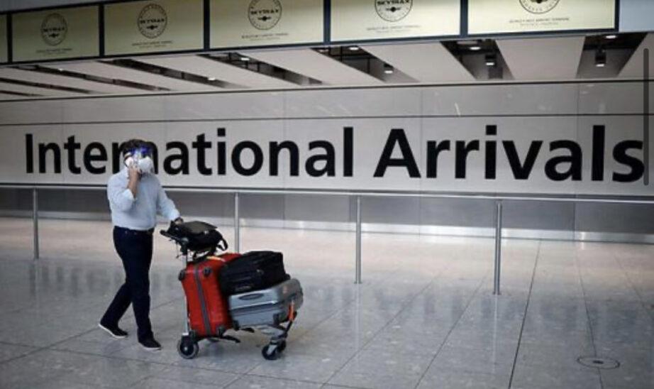 Umstrittene britische Quarantänepflicht tritt in Kraft