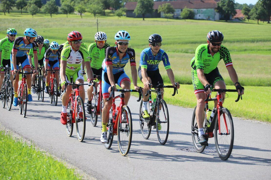 Fanausfahrt des Team Felbermayr Simplon Wels