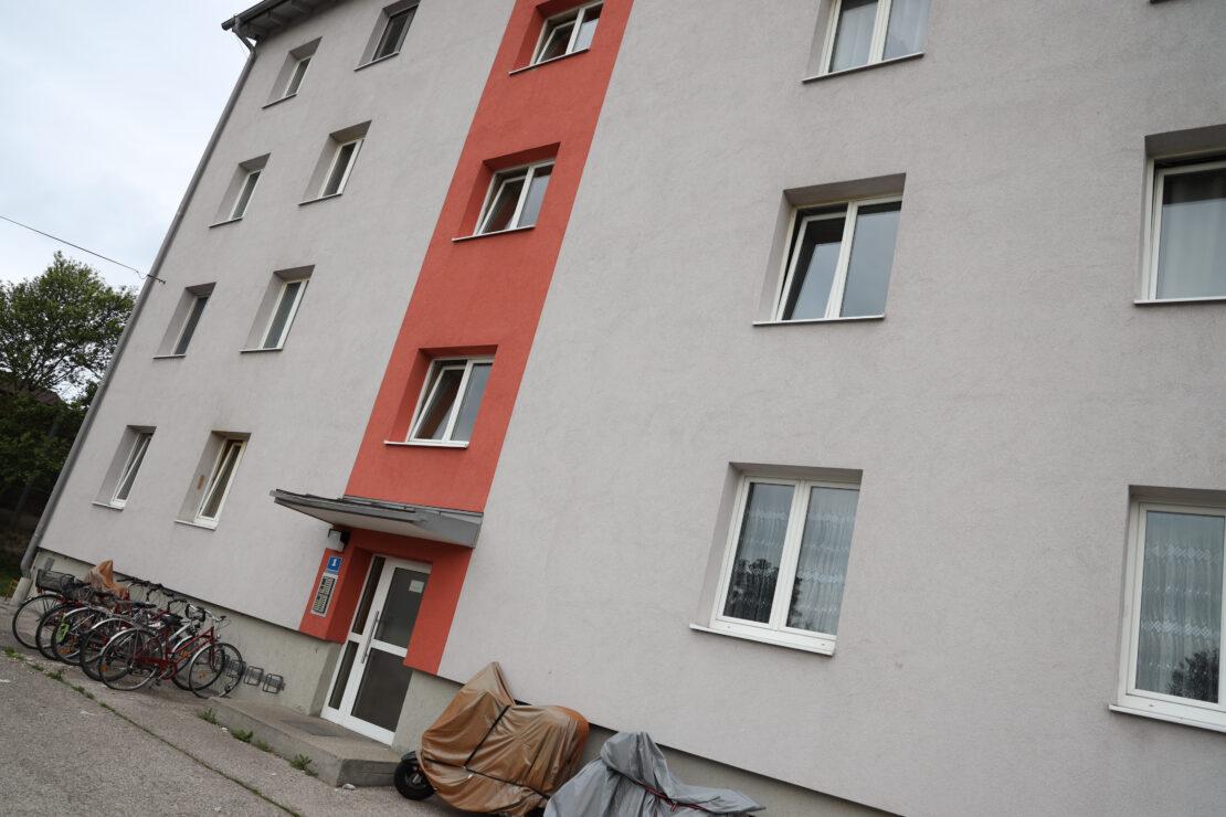 Mieter tot in seiner Wohnung in Wels-Neustadt aufgefunden - Feuerwehr rettet zwei Riesenschlangen