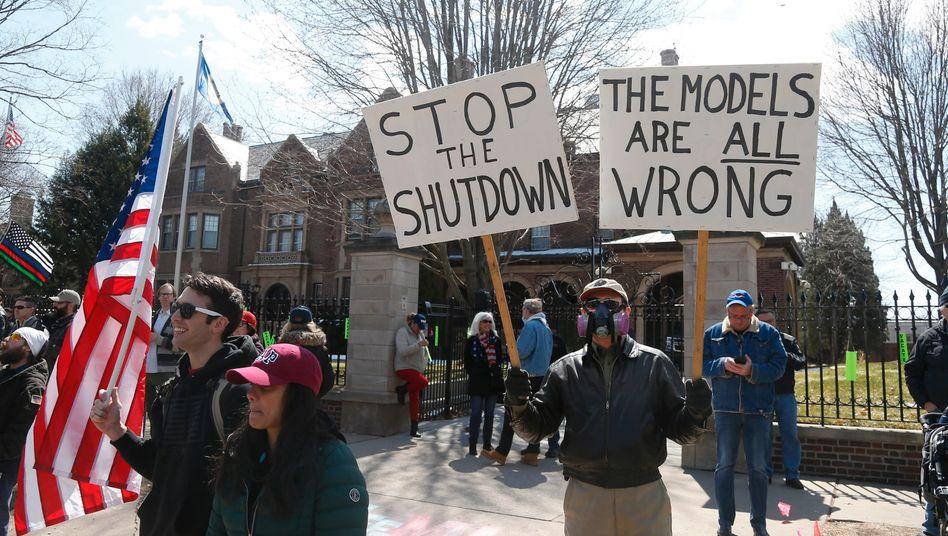 US-Regierung lehnt Lockdown bei möglicher zweiten Corona-Welle ab