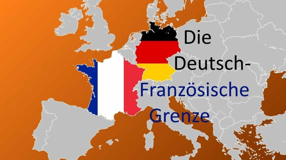 Keine Kontrollen zwischen Deutschland und Frankreich