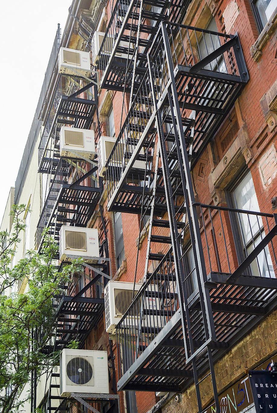 New York installiert 74.000 Klimaanlagen für Senioren