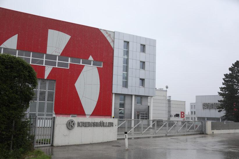 Kremsmüller Industrieanlagenbau KG in Steinhaus insolvent