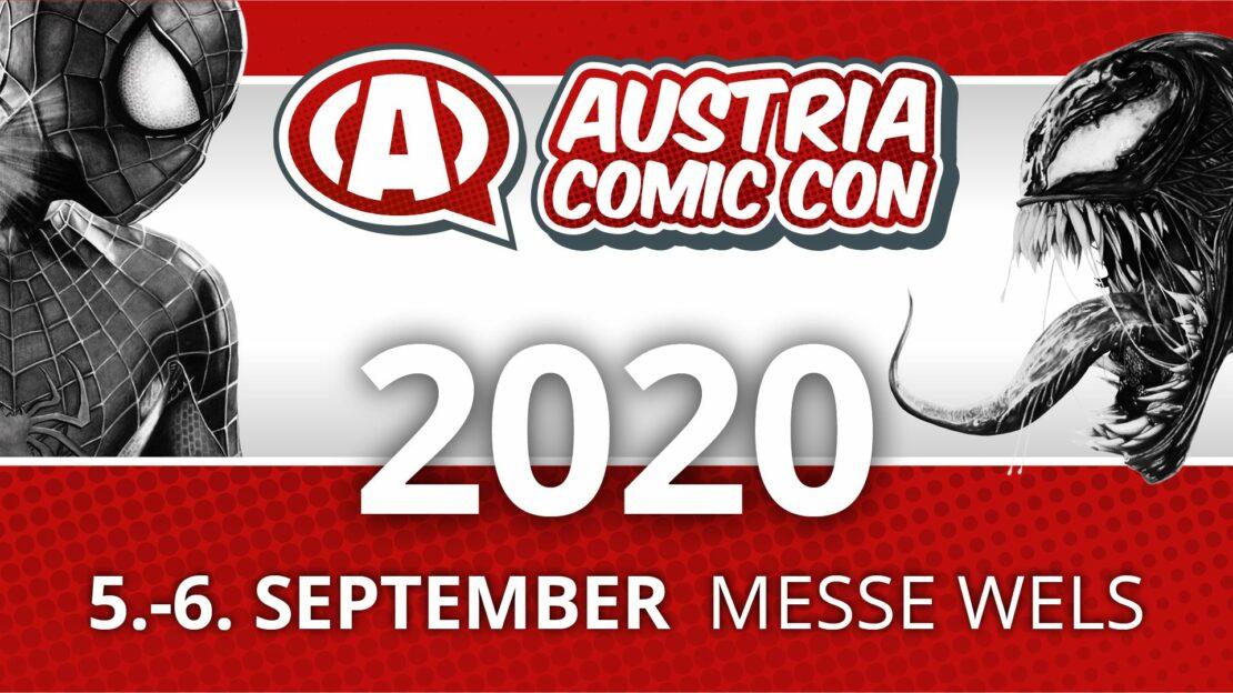 Austria Comic Con 5.-6. September Messe Wels