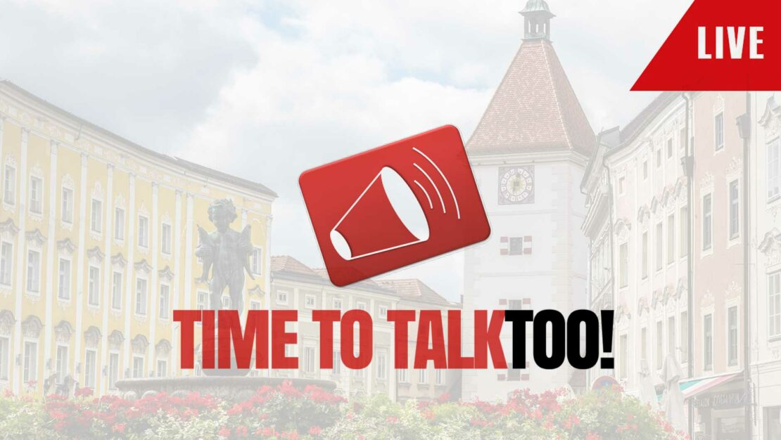 TalkToo: Live-Gespräche