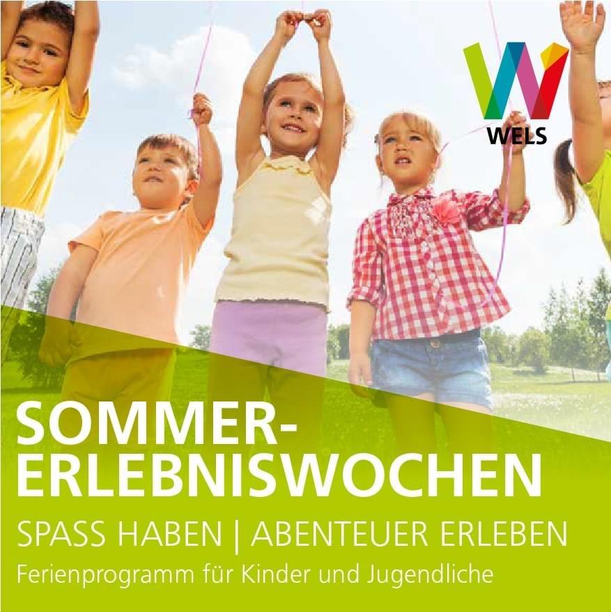 Der Sommer in Wels